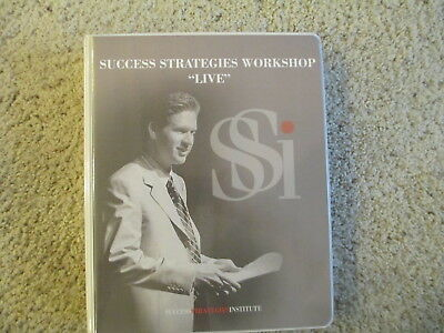 TOM FERRY -REAL Estate Agent -Success Strategies 9 CDs and Workbook