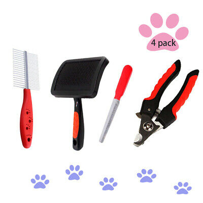 Dog Cat Pet Stainless Steel Professional Nail Toe Trimmer Clipper Grooming Tools