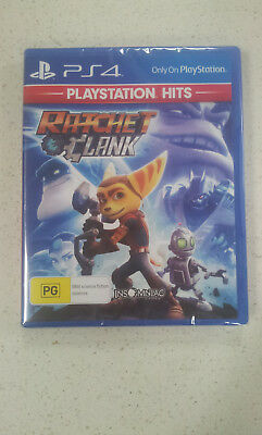 Ratchet and Clank PS4 Game (NEW &SEALED)