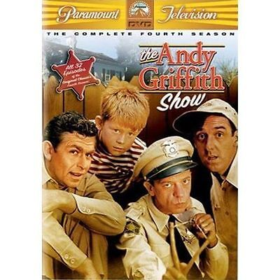 The Andy Griffith Show: Complete Fourth Season (DVD) 4 tv series Ron Howard NEW