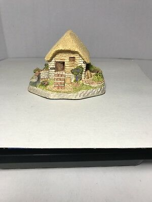 David Winter Cottages Irish Water Mill (Preowned) W/box 1992