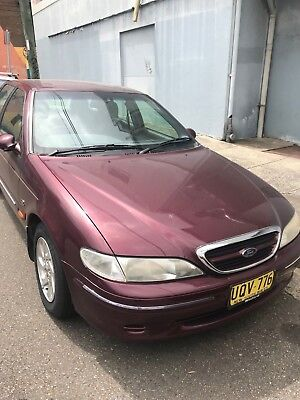 Ford Fairmont Ghia EL 1997 Top of the range.