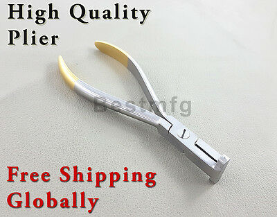 Detailing Step Pliers 1 mm Wire Bending Forming Dental Orthodontic Instruments