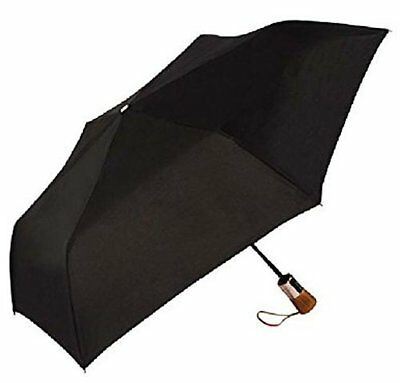 "ShedRain The Ultimate Umbrella Black 44"" 111.76cm Automatic Open Close - NEW"