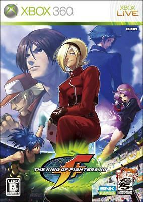 Used Xbox360 The King of Fighters XII