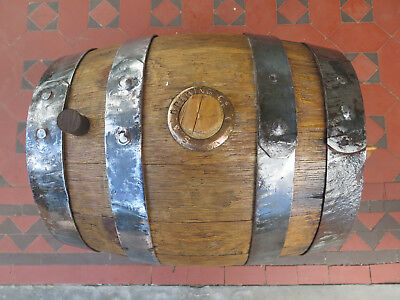 SOUTH AUSTRALIAN BREWING Co WEST END ADELAIDE BEER KEG WITH ORIGINAL BRASS BUNG