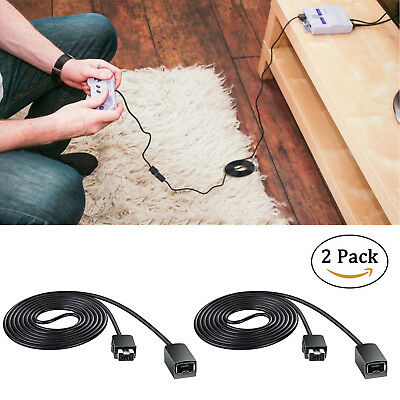 2PCS 10FT Extension Cable For Nintendo SNES Mini Classic Controller 2017 Wii NES