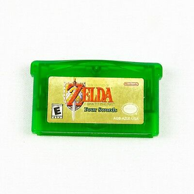 Legend of Zelda: A Link to the Past (Nintendo Game Boy Advance, 2002) AUTHENTIC
