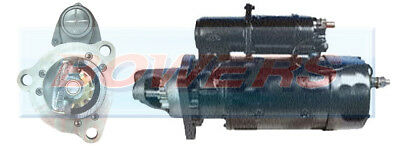 Brand New Starter Motor 12V 11 Tooth Drive C/w Delco Remy 42Mt Type Cat Cummins