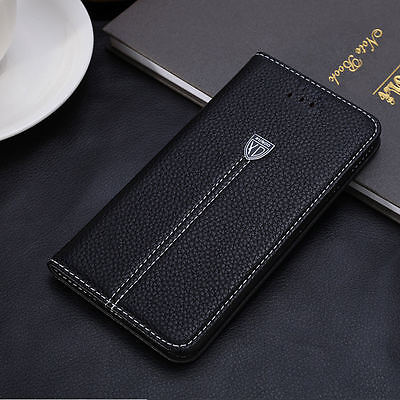 Luxury Magnetic Flip Cover Stand Wallet Leather Case For iPhone XS XR XS MAX