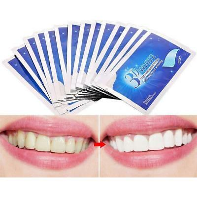 14pcs Teeth Whitening Oral Hygiene Care Elastic Dental Bleaching White Gel bhe