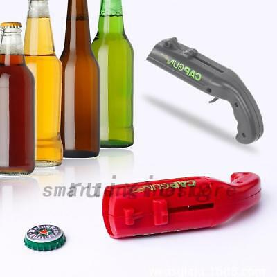 Cap Gun Pistol Launcher Shooter Bottle Opener Bar Beer Opener Kitchen Helper US