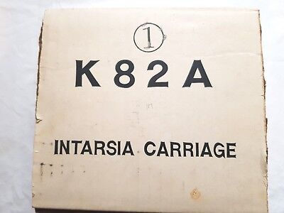 Rare Toyota Knitting Machine Parts Tools Ks901 Ks858 K-82A 1 Intarsia Carriage