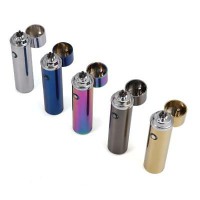 Electric USB Rechargeable Triple Arc 6Cross Plasma Windproof Flameless Lighter