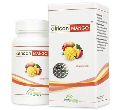 African Mango 1200mg Weight Loss Natural Diet Fat Burner Extreme Forte Max