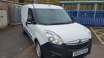 Vauxhall Combo 1.6 6 Speed Van  1 Owner And Service History