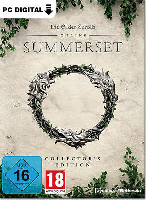 The Elder Scrolls Online: Summerset Digital Collector's Edition, PC-Gamekey