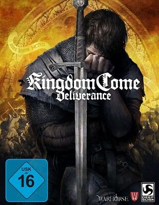 Download Code Kingdom Come Deliverance, PC-Gamekey