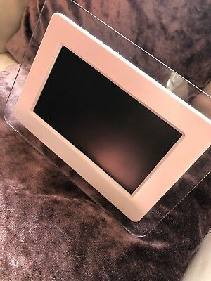 7inch White Digital Photo Frame