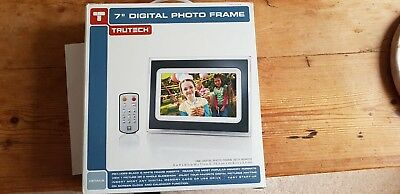 "7"" Trutech Digital photo album"