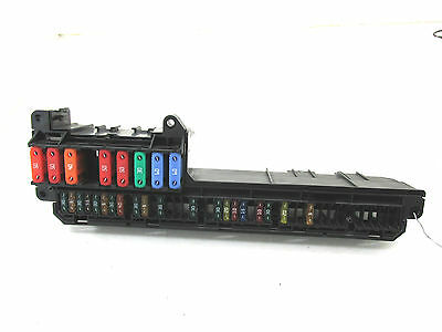 2004-2005 Bmw 645Ci E63 Oem  Right Front Under Dash Knee Panel Relay Fuse Box