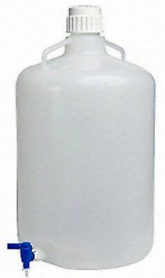 20L NALGENE HEAVY DUTY CARBOY CAMPING PARTIES BOTTLE C/W SCREW CAP and SPIGOT