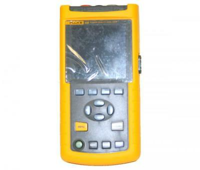 Fluke 43B  SINGLE PHASE POWER ANALYZER.