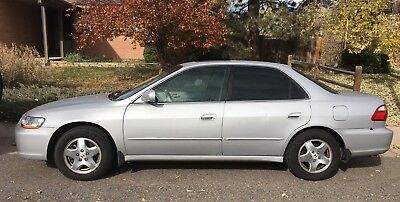 1998 Honda Accord EX 1998 Honda Accord EX VTEC V6