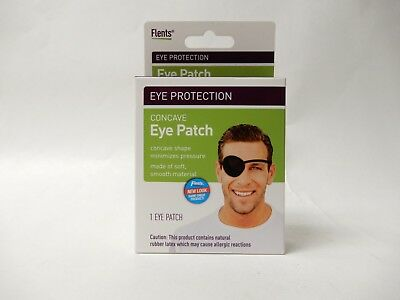 (4PK) Flents Concave Eye Patch 023185145052YN