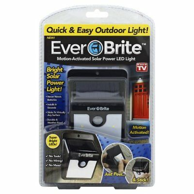 Everbrite Solar Powered & Wireless Ever Brite Led Outdoor Light AS ON TV