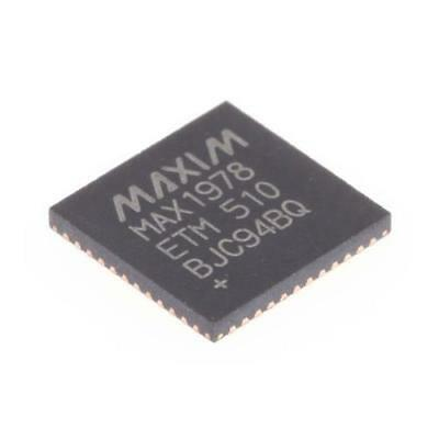 1 x Maxim MAX1978ETM+, Temperature Sensor -40-+85 °C ±10% Analogue, 48-Pin TQFN