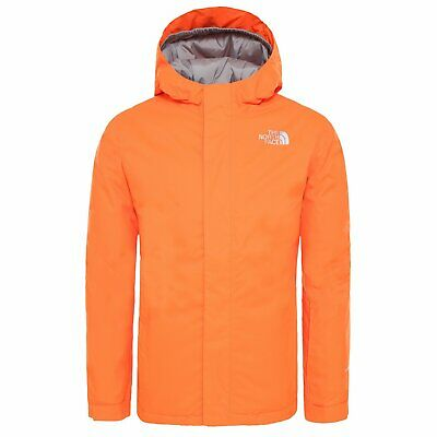 02bc6395d NORTH FACE SNOW Quest Jacket youth XL (approx age 15-16) Cobalt Blue ...