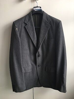 Vintage Grey Jacket (60s Or 70s?) Approx Size 42?