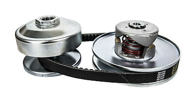 """40 Series Torque Converter Kit Clutch Pulley 1"""" Driver 5/8"""" Driven 8 to16HP Belt"""