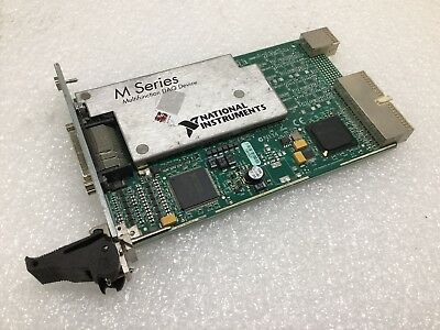 National Instruments PXI-6284 M Series Multifunction DAQ Device Card 191501-02L