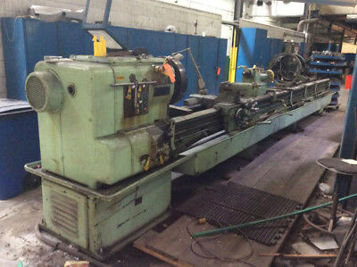 "30"" Swing x 240"" Center Leblond Engine Lathe"