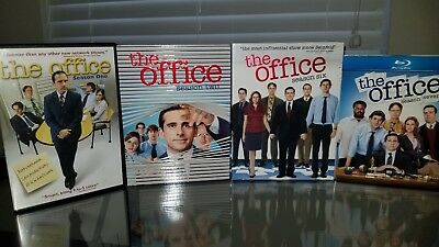 The Office Complete Seasons 1 2 6 7 NBC Comedy DVD