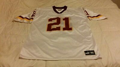 san francisco 0171b 24844 VINTAGE WASHINGTON REDSKINS Deion Sanders Nike Jersey ...