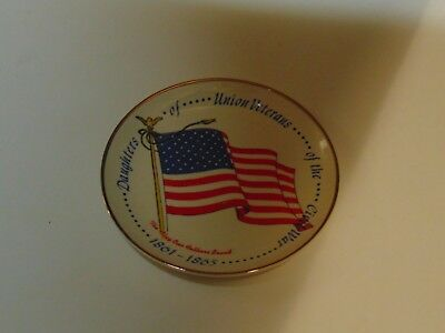 Daughters of Union Veterans of the Civil War 1963 1st Issue PLATE RARE