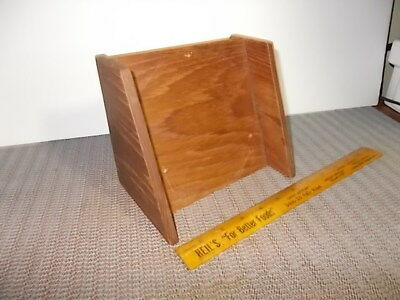 Handcrafted Ship's Bell Clock Stand, For Seth Thomas Helmsman, Schatz