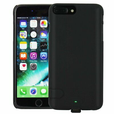For iPhone 6 6s Battery Charging Case External Power Bank Charger Cover Backup