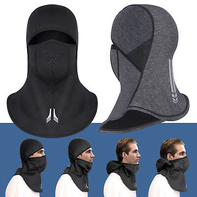 Outdoor Full Face Mask Motorcycle Cycling Ski Thermal Winter Sport Cap Cover Hat