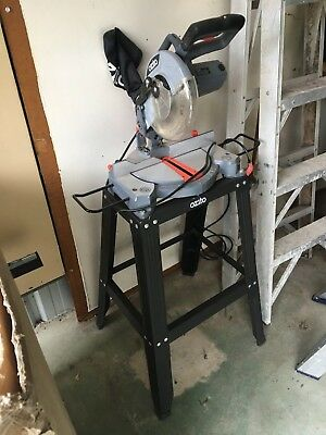 Ozito 210mm Saw and Stand