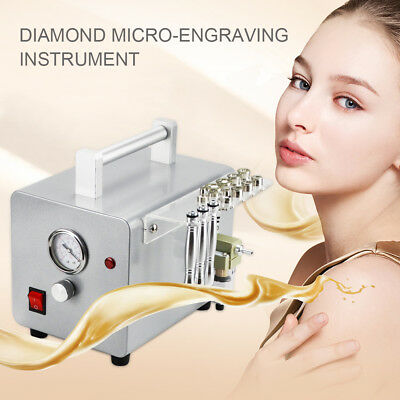 Dermabrasion Diamond Microdermabrasion Machine, Facial Peeling Skin Care Salon