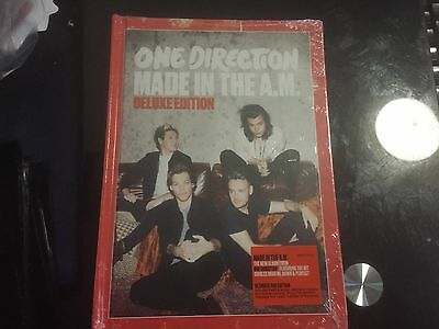 Made in the A.M. [Deluxe Edition] by One Direction (UK) (CD, Nov-2015, Columbia
