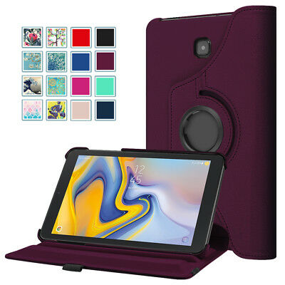 For Samsung Galaxy Tab A 8-Inch Tablet Case 360 Degree Rotating Stand Cover
