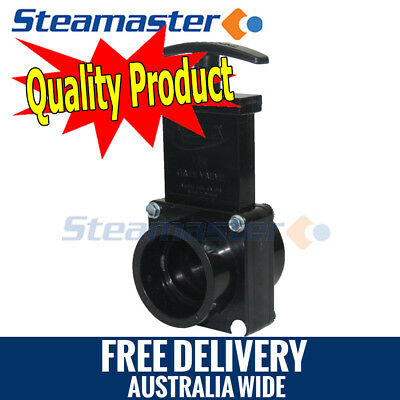 Hot Water Extractor - Gate Dump Valve Polivac Twister Steamvac Carpet Extractors