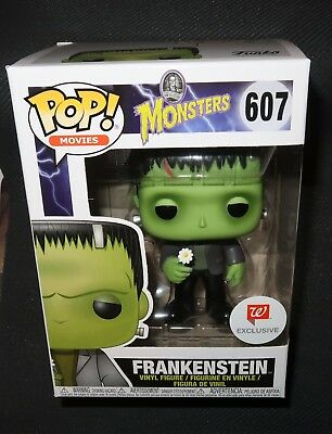 Universal Monsters Frankenstein Flower Pop Figur 9 Cm Funko Film-fanartikel