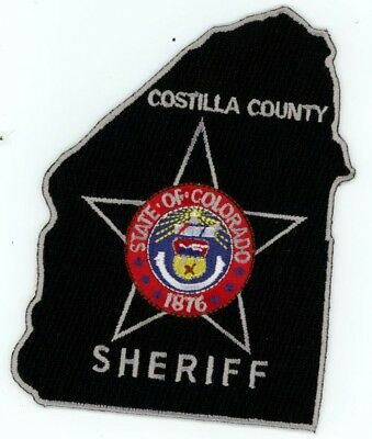 Costilla County Sheriff Colorado Co See Below For Great Deal
