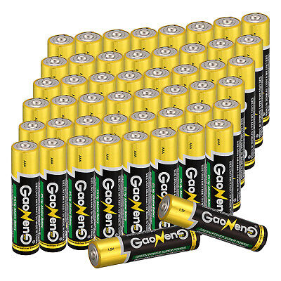 Lots of AAA Zn-Mn Replacement Battery 1.5V  Alkaline Batteries For Toys light
